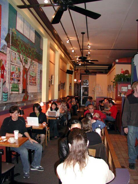 Valentino Club Cafe Chicago Il