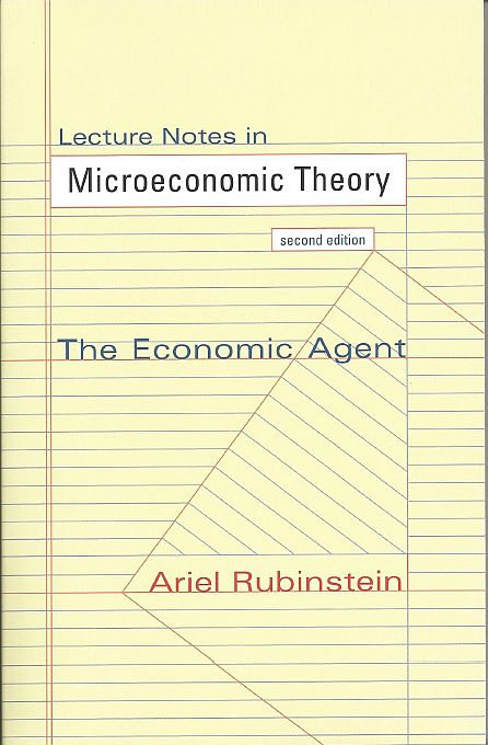 Microeconomic Theory Book